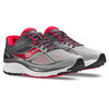 saucony Guide 10 - Zapatillas para correr Mujer - gris/rosa